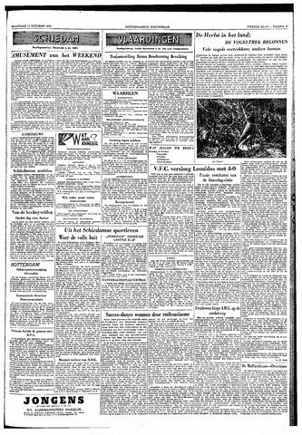 Rotterdamsch Nieuwsblad / Schiedamsche Courant / Rotterdams Dagblad / Waterweg / Algemeen Dagblad 1953-10-12