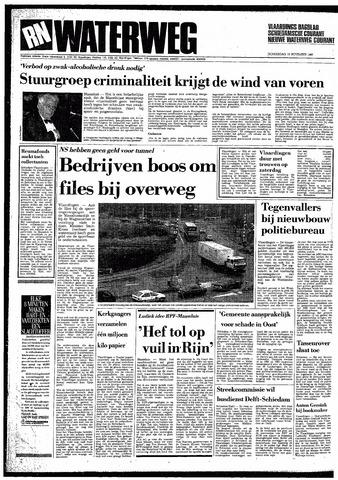 Rotterdamsch Nieuwsblad / Schiedamsche Courant / Rotterdams Dagblad / Waterweg / Algemeen Dagblad 1987-11-19