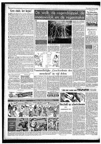 Rotterdamsch Parool / De Schiedammer 1957-02-27