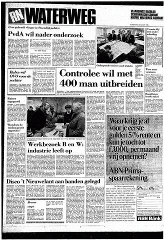 Rotterdamsch Nieuwsblad / Schiedamsche Courant / Rotterdams Dagblad / Waterweg / Algemeen Dagblad 1985-03-20