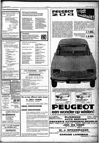 Trouw / De Rotterdammer 1971-02-05