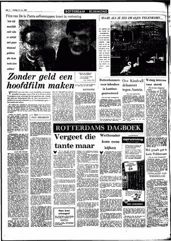 Rotterdamsch Parool / De Schiedammer 1966-07-26