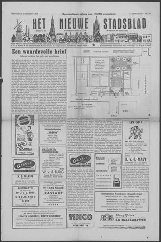 Het Nieuwe Stadsblad 1959-09-02
