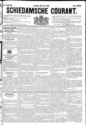 Schiedamsche Courant 1910-06-26