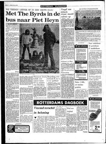 Rotterdamsch Parool / De Schiedammer 1970-06-26