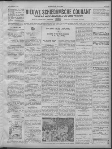 Nieuwe Schiedamsche Courant 1932-06-27