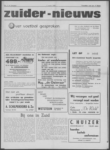 Zuider Nieuws 1963-03-07