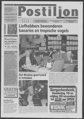 Postiljon 1998-11-18