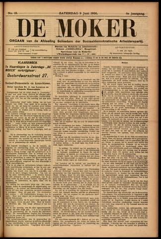De Moker 1906-06-09