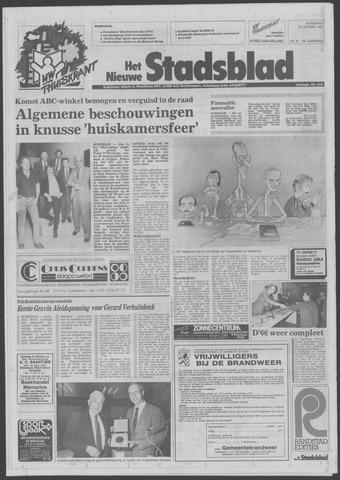 Het Nieuwe Stadsblad 1987-10-28