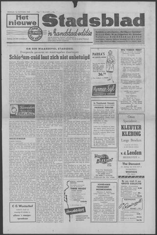 Het Nieuwe Stadsblad 1959-10-16