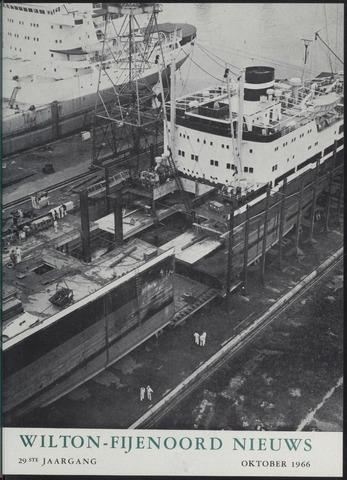 Wilton Fijenoord Nieuws 1966-10-01