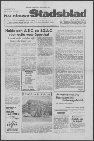 Het Nieuwe Stadsblad 1964-07-01