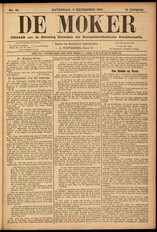 De Moker 1904-12-03