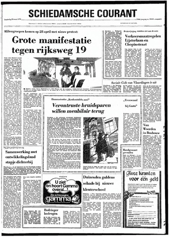 Rotterdamsch Nieuwsblad / Schiedamsche Courant / Rotterdams Dagblad / Waterweg / Algemeen Dagblad 1979-03-29