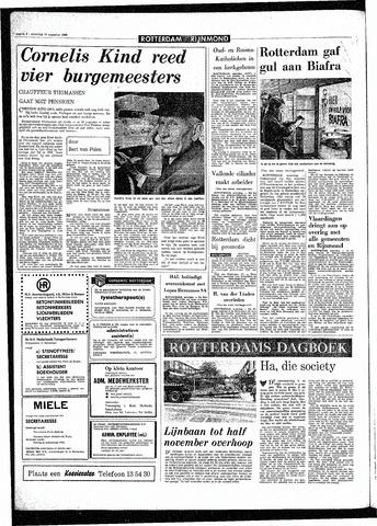 Rotterdamsch Parool / De Schiedammer 1968-08-10