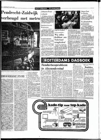 Rotterdamsch Parool / De Schiedammer 1970-11-26