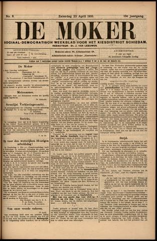 De Moker 1910-04-23