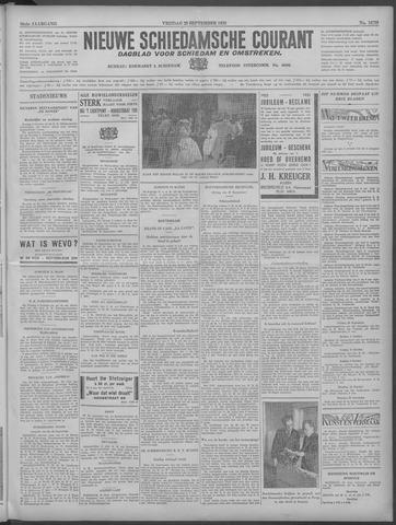 Nieuwe Schiedamsche Courant 1933-09-29