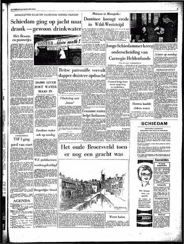 Rotterdamsch Parool / De Schiedammer 1963-01-26