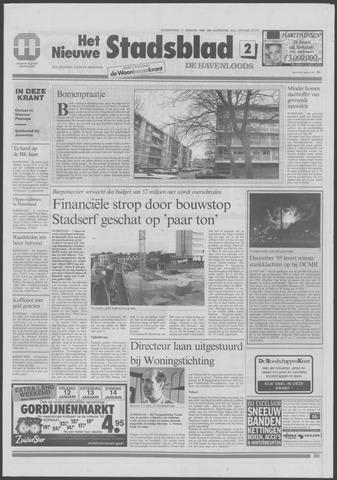 Het Nieuwe Stadsblad 1996-01-11