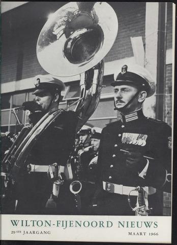 Wilton Fijenoord Nieuws 1966-03-01