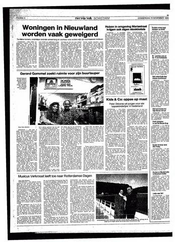 Het Vrije volk 1990-11-15
