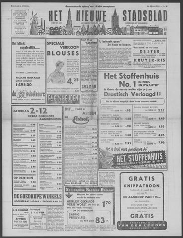 Het Nieuwe Stadsblad 1954-06-11