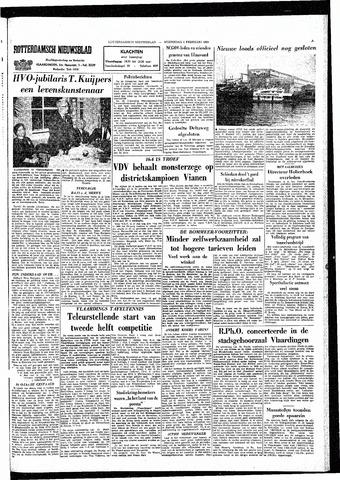 Rotterdamsch Nieuwsblad / Schiedamsche Courant / Rotterdams Dagblad / Waterweg / Algemeen Dagblad 1965-02-03