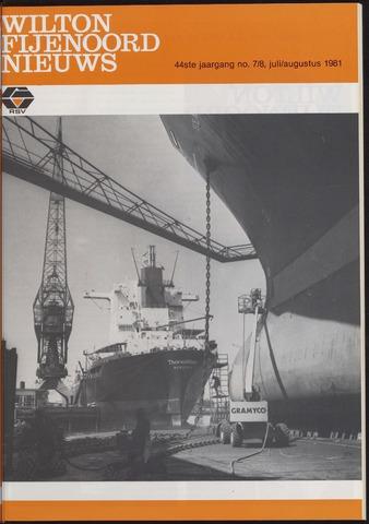 Wilton Fijenoord Nieuws 1981-07-01