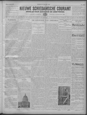 Nieuwe Schiedamsche Courant 1932-03-29