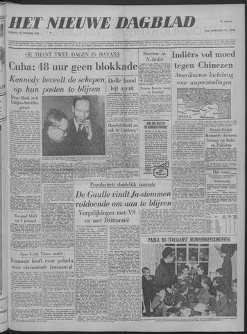 Nieuwe Schiedamsche Courant 1962-10-30