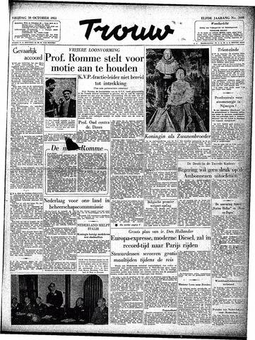 Trouw / De Rotterdammer 1953-10-30