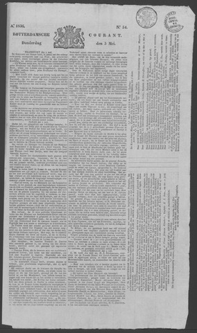 Rotterdamse Courant 1836-05-05