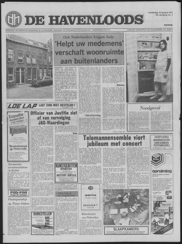 De Havenloods 1975-01-16
