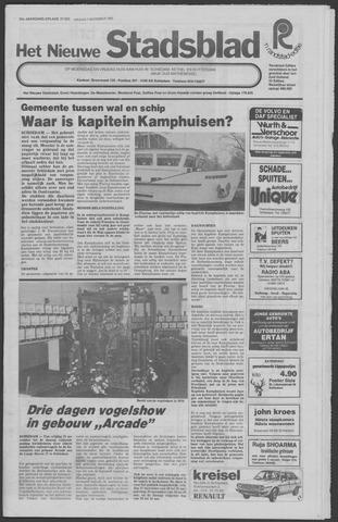 Het Nieuwe Stadsblad 1980-11-07
