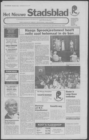 Het Nieuwe Stadsblad 1979-07-25