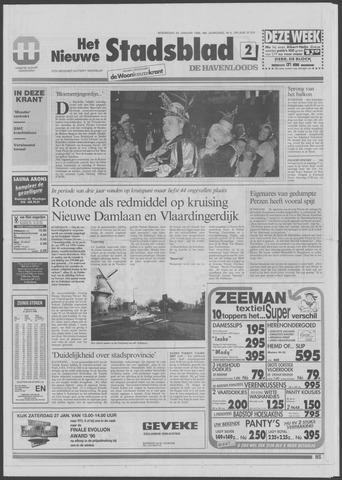 Het Nieuwe Stadsblad 1996-01-24