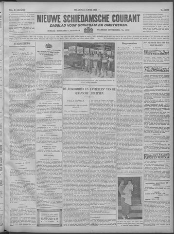Nieuwe Schiedamsche Courant 1932-07-04