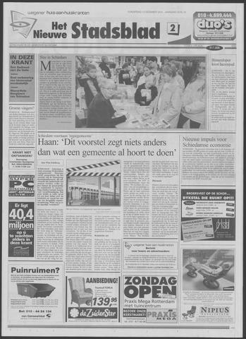 Het Nieuwe Stadsblad 2001-12-13