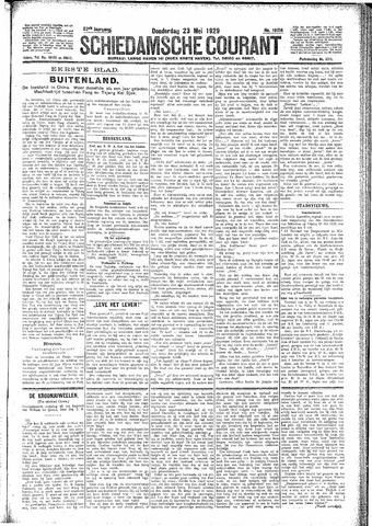 Schiedamsche Courant 1929-05-23