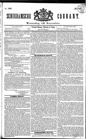 Schiedamsche Courant 1866-12-12