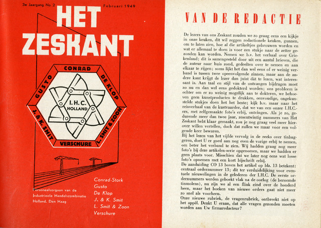 Het Zeskant 1949-02-01