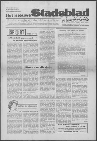 Het Nieuwe Stadsblad 1963-05-01