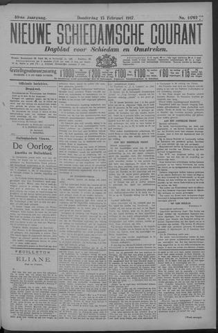 Nieuwe Schiedamsche Courant 1917-02-15