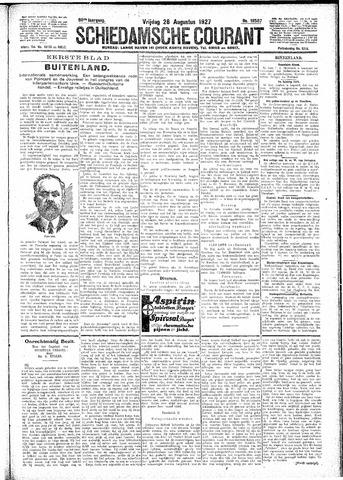 Schiedamsche Courant 1927-08-26