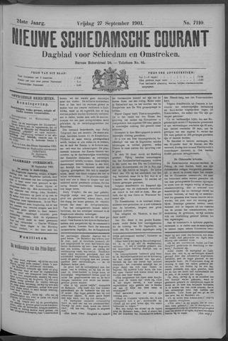 Nieuwe Schiedamsche Courant 1901-09-27