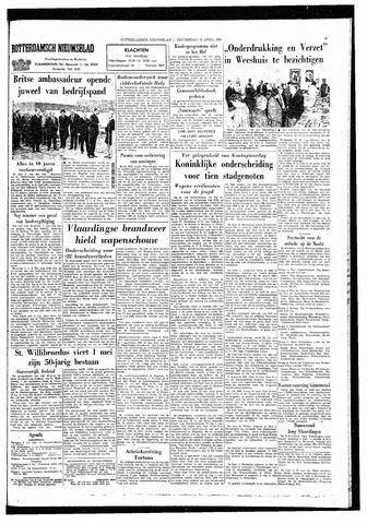 Rotterdamsch Nieuwsblad / Schiedamsche Courant / Rotterdams Dagblad / Waterweg / Algemeen Dagblad 1965-04-29