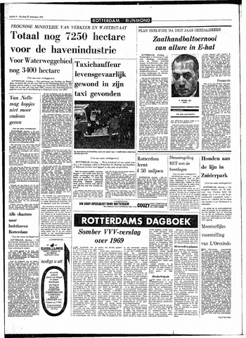 Rotterdamsch Parool / De Schiedammer 1970-12-22