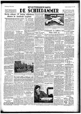 Rotterdamsch Parool / De Schiedammer 1948-05-27